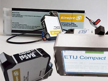 Cartuchos con tegonología HP TIJ 2.5