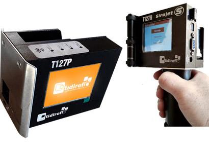 Equipos y cartuchos HP TIJ 2.5